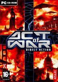 Act of War: Direct Action торрент