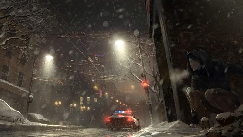 Скриншот к игре Beyond Two Souls