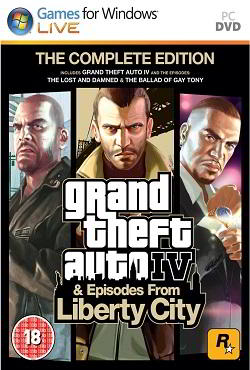 GTA 4: Complete Edition торрент