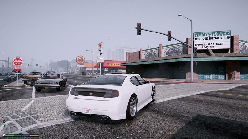 Скриншот к игре ГТА 5 с модами