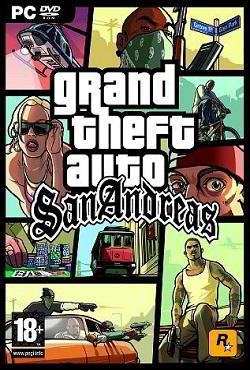 GTA San Andreas Оригинал торрент