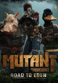 Mutant Year Zero Road to Eden торрент