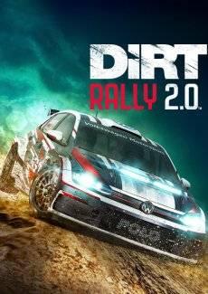DiRT Rally 2.0 торрент