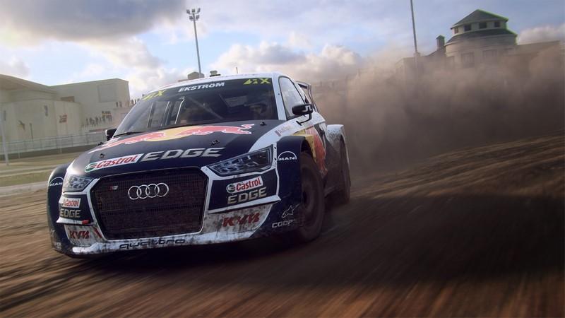 Скриншот к игре DiRT Rally 2.0