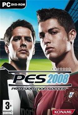 PES 2008 торрент