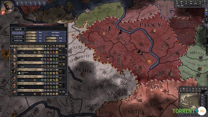 Скриншот к игре Crusader Kings 2