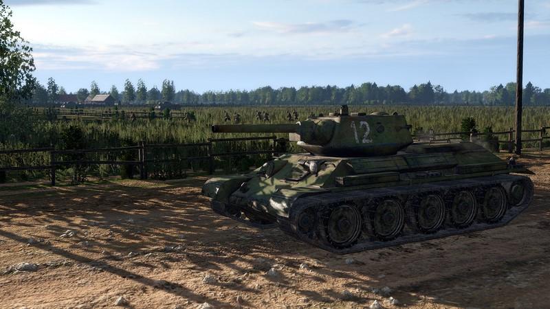 Скриншот к игре Steel Division 2