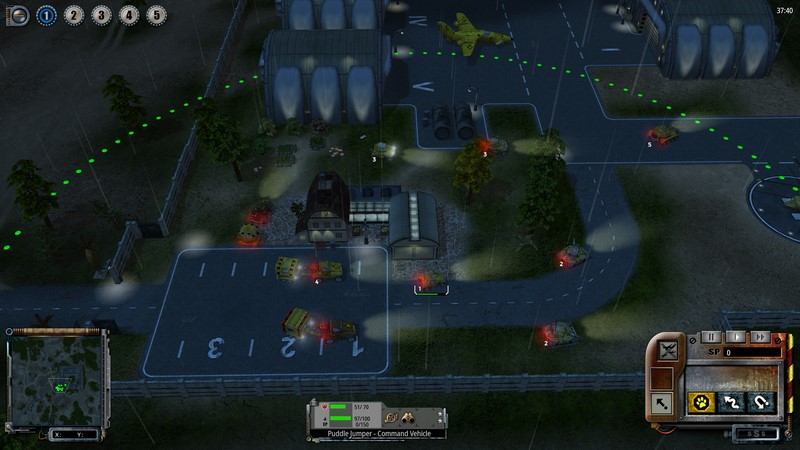 Скриншот к игре S.W.I.N.E. HD Remaster