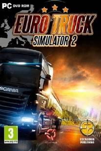 Euro Truck Simulator 2 торрент