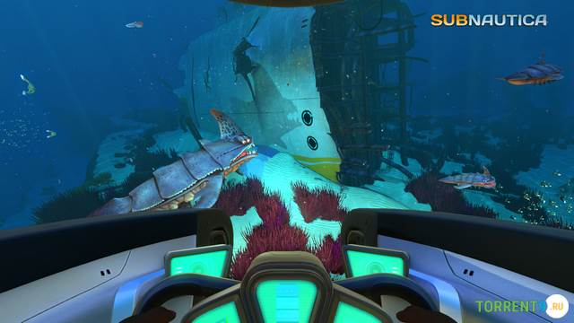 Скриншот к игре Subnautica