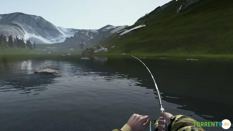 Скриншот к игре Ultimate Fishing Simulator