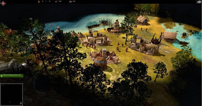 Скриншот к игре War Selection