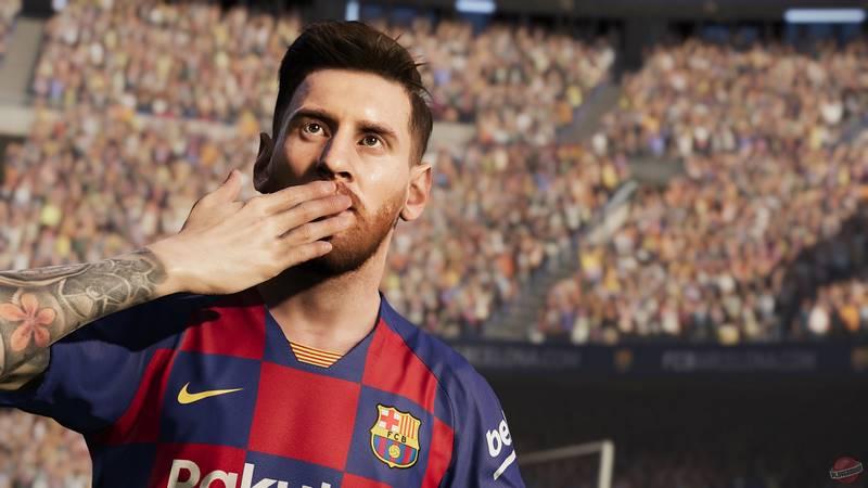 Скриншот к игре PES 2020