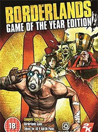 Borderlands Game of the Year Edition торрент