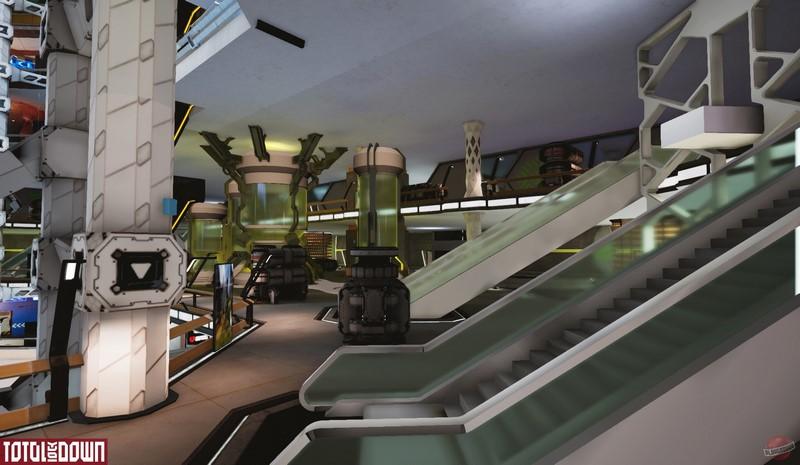 Скриншот к игре Total Lockdown Battle Royale