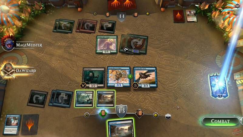 Скриншот к игре Magic The Gathering Arena