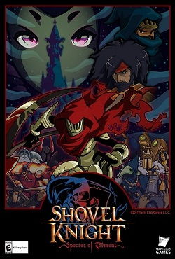 Shovel Knight Specter of Torment торрент
