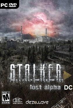 Stalker Lost Alpha DC торрент