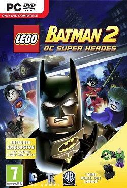 Лего Бэтмен 2 торрент