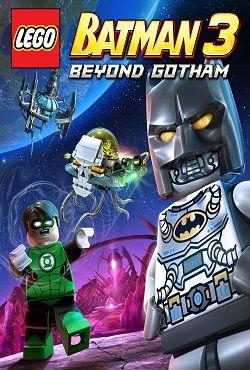 Лего Бэтмен 3 торрент