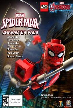 Лего Человек Паук торрент