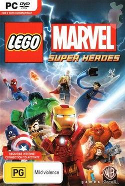 Лего Марвел Супергерои торрент