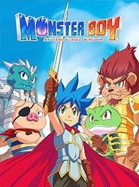 Monster Boy and the Cursed Kingdom торрент