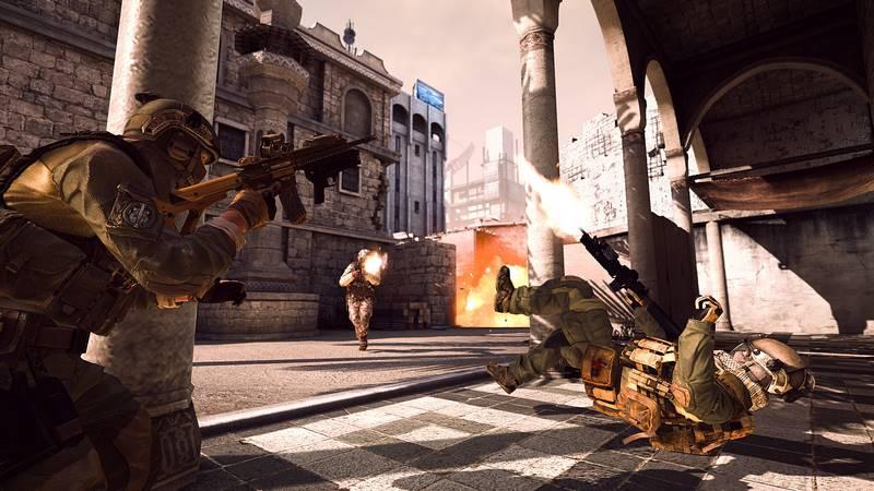 Скриншот к игре Black Squad