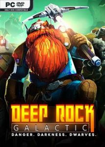 Deep Rock Galactic торрент