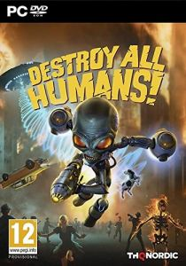 Destroy All Humans! торрент