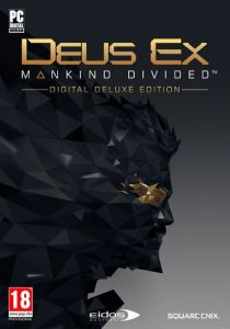 Deus Ex: Mankind Divided - Digital Deluxe Edition торрент