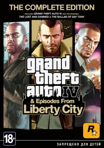GTA 4 / Grand Theft Auto IV - Complete Edition торрент