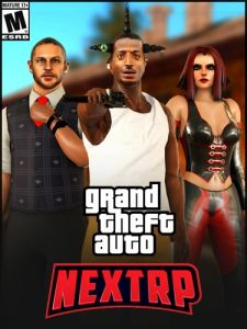 GTA / Grand Theft Auto: San Andreas - NEXT RP [+MP] торрент
