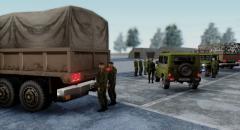 Скриншот к игре GTA / Grand Theft Auto: San Andreas - NEXT RP [ MP]